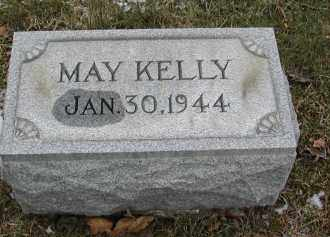 KELLY, MAY - Gallia County, Ohio | MAY KELLY - Ohio Gravestone Photos