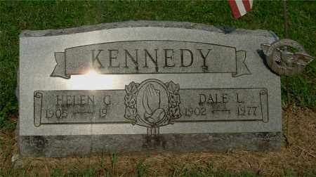 KENNEDY, DALE L - Gallia County, Ohio | DALE L KENNEDY - Ohio Gravestone Photos