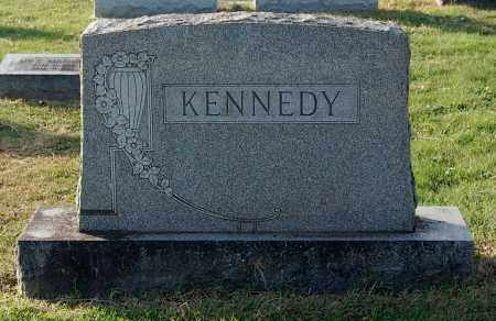 KENNEDY, FAMILY MONUMENT - Gallia County, Ohio | FAMILY MONUMENT KENNEDY - Ohio Gravestone Photos
