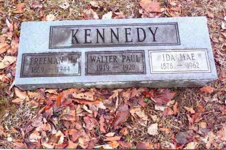 KENNEDY, WALTER PAUL - Gallia County, Ohio | WALTER PAUL KENNEDY - Ohio Gravestone Photos