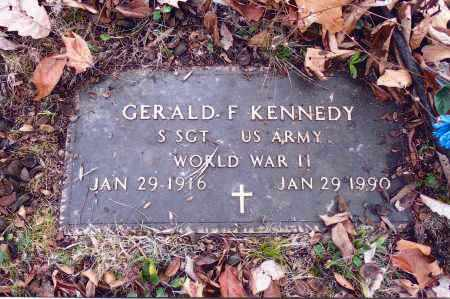 KENNEDY, GERALD F. - Gallia County, Ohio | GERALD F. KENNEDY - Ohio Gravestone Photos