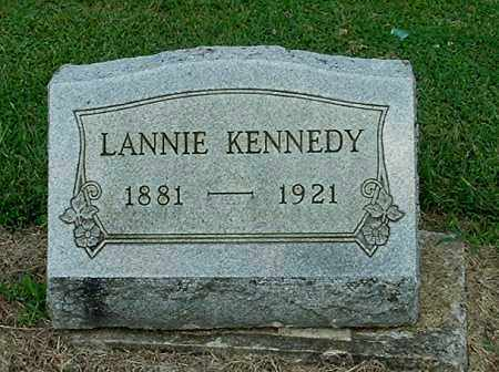 KENNEDY, LANNIE - Gallia County, Ohio | LANNIE KENNEDY - Ohio Gravestone Photos