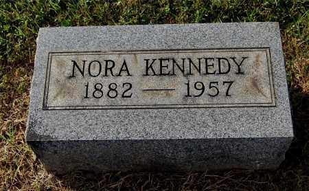 KENNEDY, NORA - Gallia County, Ohio | NORA KENNEDY - Ohio Gravestone Photos