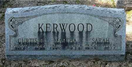KERWOOD, SARAH - Gallia County, Ohio | SARAH KERWOOD - Ohio Gravestone Photos