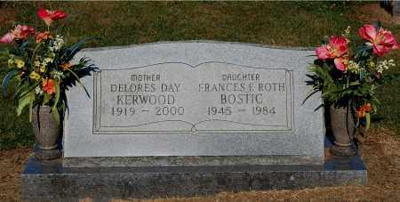 KERWOOD, DELORES - Gallia County, Ohio | DELORES KERWOOD - Ohio Gravestone Photos