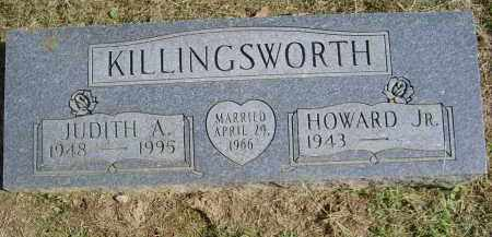 KILLINGSWORTH, JUDITH - Gallia County, Ohio | JUDITH KILLINGSWORTH - Ohio Gravestone Photos
