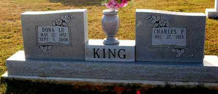KING, DONA - Gallia County, Ohio | DONA KING - Ohio Gravestone Photos