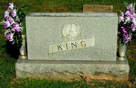 KING, FAMILY MONUMENT - Gallia County, Ohio | FAMILY MONUMENT KING - Ohio Gravestone Photos