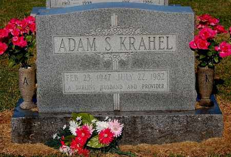 KRAHEL, ADAM S - Gallia County, Ohio | ADAM S KRAHEL - Ohio Gravestone Photos