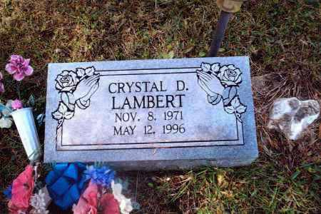 LAMBERT, CRYSTAL D. - Gallia County, Ohio | CRYSTAL D. LAMBERT - Ohio Gravestone Photos