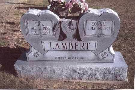 LAMBERT, CONNIE - Gallia County, Ohio | CONNIE LAMBERT - Ohio Gravestone Photos
