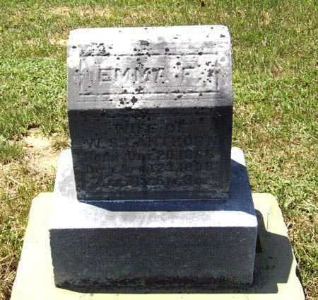 CLARK LANTHORN, EMMA FRANCES - Gallia County, Ohio | EMMA FRANCES CLARK LANTHORN - Ohio Gravestone Photos