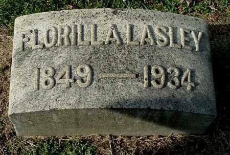 LASLEY, FLORILLA (RILLA) - Gallia County, Ohio | FLORILLA (RILLA) LASLEY - Ohio Gravestone Photos