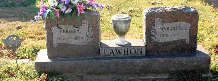 LAWHON, MARGREE - Gallia County, Ohio | MARGREE LAWHON - Ohio Gravestone Photos
