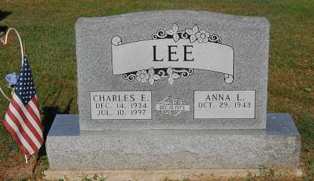 LEE, ANNA L - Gallia County, Ohio | ANNA L LEE - Ohio Gravestone Photos