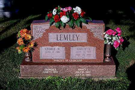 LEMLEY, NANCY - Gallia County, Ohio | NANCY LEMLEY - Ohio Gravestone Photos