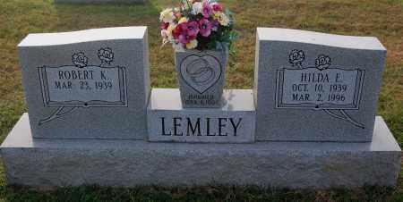 LEMLEY, HILDA - Gallia County, Ohio | HILDA LEMLEY - Ohio Gravestone Photos