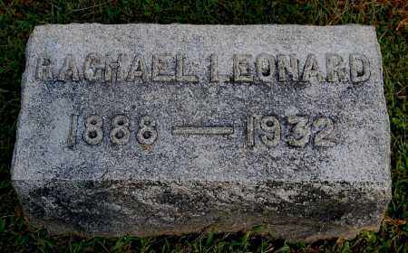 BUTCHER LEONARD, RACHAEL LOUISE - Gallia County, Ohio | RACHAEL LOUISE BUTCHER LEONARD - Ohio Gravestone Photos