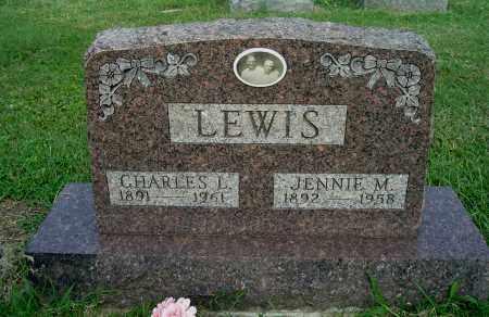 LEWIS, CHARLES L - Gallia County, Ohio | CHARLES L LEWIS - Ohio Gravestone Photos