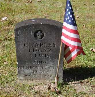 LEWIS, CHARLES - Gallia County, Ohio | CHARLES LEWIS - Ohio Gravestone Photos