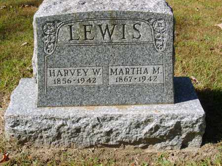 LEWIS, HARVEY - Gallia County, Ohio | HARVEY LEWIS - Ohio Gravestone Photos
