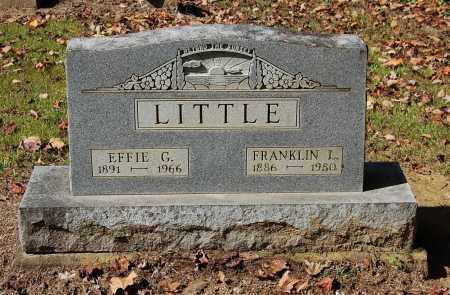 LITTLE, EFFIE GERTRUDE - Gallia County, Ohio | EFFIE GERTRUDE LITTLE - Ohio Gravestone Photos