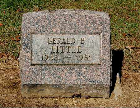 LITTLE, GERALD B - Gallia County, Ohio | GERALD B LITTLE - Ohio Gravestone Photos