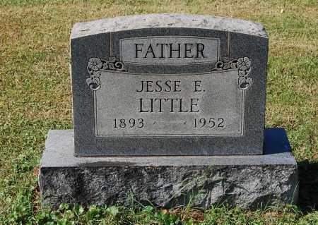 LITTLE, JESSE EDWARD - Gallia County, Ohio | JESSE EDWARD LITTLE - Ohio Gravestone Photos