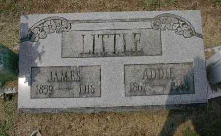 LITTLE, ADDIE - Gallia County, Ohio | ADDIE LITTLE - Ohio Gravestone Photos