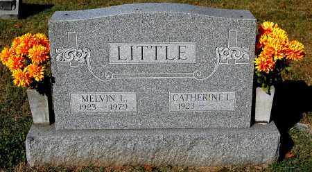 LITTLE, MELVIN L - Gallia County, Ohio | MELVIN L LITTLE - Ohio Gravestone Photos