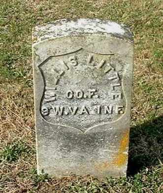LITTLE, WILLIS - Gallia County, Ohio | WILLIS LITTLE - Ohio Gravestone Photos