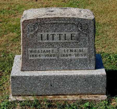 LITTLE, ALLENA MAE - Gallia County, Ohio | ALLENA MAE LITTLE - Ohio Gravestone Photos