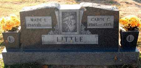 LITTLE, WADE - Gallia County, Ohio | WADE LITTLE - Ohio Gravestone Photos