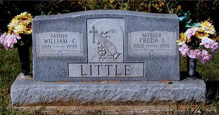 LITTLE, WILLIAM - Gallia County, Ohio | WILLIAM LITTLE - Ohio Gravestone Photos
