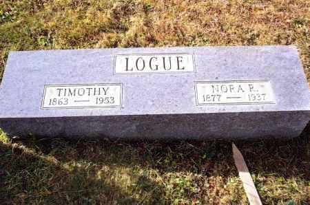 LOGUE, TIMOTHY - Gallia County, Ohio | TIMOTHY LOGUE - Ohio Gravestone Photos