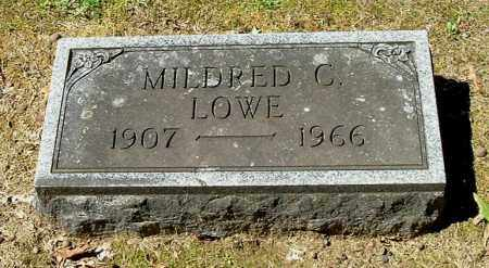 LOWE, MILDRED C - Gallia County, Ohio | MILDRED C LOWE - Ohio Gravestone Photos