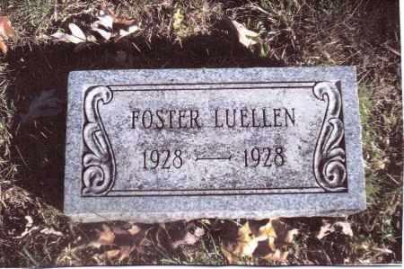 LUELLEN, FOSTER - Gallia County, Ohio | FOSTER LUELLEN - Ohio Gravestone Photos