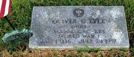 LYLE, OLIVER G - Gallia County, Ohio | OLIVER G LYLE - Ohio Gravestone Photos