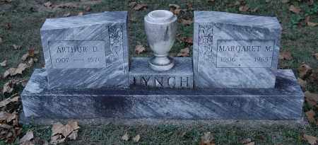 LYNCH, ARTHUR DAVIDSON - Gallia County, Ohio | ARTHUR DAVIDSON LYNCH - Ohio Gravestone Photos