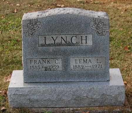 SAUNDERS LYNCH, LEMA LEOTA - Gallia County, Ohio | LEMA LEOTA SAUNDERS LYNCH - Ohio Gravestone Photos