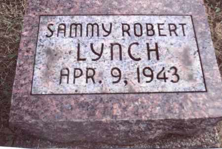 LYNCH, SAMMY ROBERT - Gallia County, Ohio | SAMMY ROBERT LYNCH - Ohio Gravestone Photos