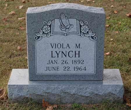 LYNCH, VIOLA M - Gallia County, Ohio | VIOLA M LYNCH - Ohio Gravestone Photos