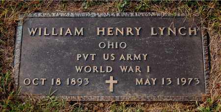 "LYNCH, WILLIAM HENRY ""BUD"" - Gallia County, Ohio 