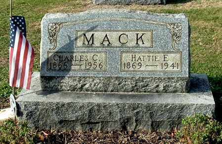 MACK, HATTIE ELIZABETH - Gallia County, Ohio | HATTIE ELIZABETH MACK - Ohio Gravestone Photos