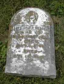 MACKALL, BENJAMIN - Gallia County, Ohio | BENJAMIN MACKALL - Ohio Gravestone Photos