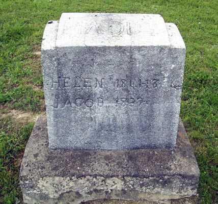 MADDY, JACOB MILLER - Gallia County, Ohio | JACOB MILLER MADDY - Ohio Gravestone Photos