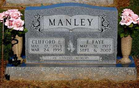 MANLEY, CLIFFORD E - Gallia County, Ohio | CLIFFORD E MANLEY - Ohio Gravestone Photos