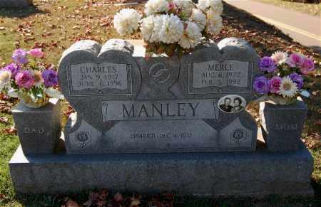 MANLEY, CHARLES - Gallia County, Ohio | CHARLES MANLEY - Ohio Gravestone Photos