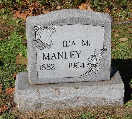 MANLEY, IDA M - Gallia County, Ohio | IDA M MANLEY - Ohio Gravestone Photos