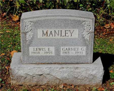 MANLEY, LEWIS E - Gallia County, Ohio | LEWIS E MANLEY - Ohio Gravestone Photos